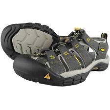 KEEN Newport H2 Mens US Size 9 Gray Sports Sandals Shoes UK 8 EU 42