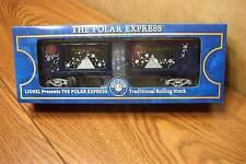 Lionel 6-83239 The Polar Express Christmas Bells Mint Car O Gauge