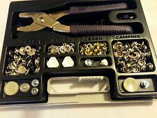 Prym Vario plus eyelet & assorted press fastener tool kit. Eyelet pliers.