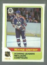 1986-87 O-Pee-Chee #260 Wayne Gretzky LL EX (ref 78122)