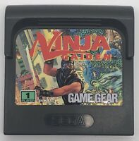 Ninja Gaiden - Sega Game Gear, 1991 - Vintage & Authentic Cartridge Only