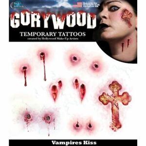 Vampire's Kiss Tinsley Transfers Temporary Tattoo