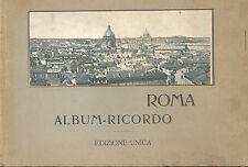 Album Ricordo di Roma 1901