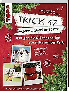 Trick 17 - Advent & Weihnachten: 222 geniale Lifeha...   Buch   Zustand sehr gut