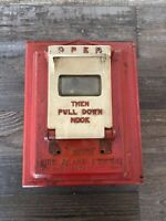 Vintage Gamewell Fire Alarm System