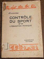 Contrôle du Sport et de l'Education Physique