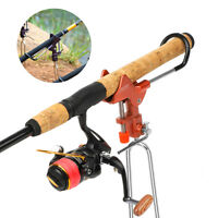 Adjustable Fishing Rod Holder Fishing Tool Stainless Steel Stand Support Bracket