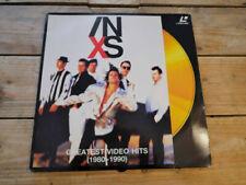 Laserdiscs clips
