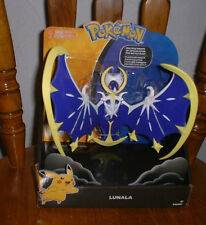 TOMY Pokemon Legendary Articulated Action Figure Lunala USA Large Size