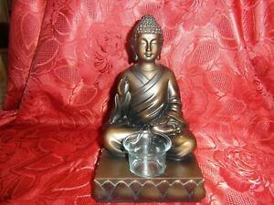 partylite  porte bougie bouddha