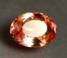 BLACK FRIDAY Natural Sapphire orange-pink 17.00 Ct VVS Untreated