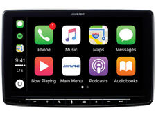 """ALPINE 9"""" Bluetooth CaprPlay Android HD Receiver For 2016-2019 Toyota Tacoma"""