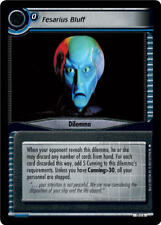 Star Trek CCG TATV These AT Voyages Complete Set of 122 NO Foils GEM MT unplayed