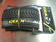 GEAX AKA TIRE, 27.5 X 2.2, TUBELESS READY, NEW!