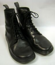 Dr Martens Airwair  Womens Danica Black Leather Ankle Boots AW501 Sz 6 M