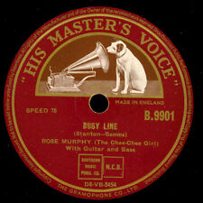"""Rose Murphy (Chee-Chee girl) Busy Line """"Classique""""/Girls Were Made To... s8252"""