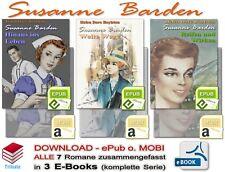 Helen Dore Boylston  - ALLE Bände (komplette Serie) Susanne Barden als E-Book