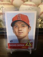 2018 TOPPS LIVING ~1953 STYLE~  SHOHEI OHTANI #7 LOS ANGELES ANGELS RC ROOKIE