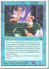 MAGIC THE GATHERING CHRONICLES BLUE DANCE OF MANY