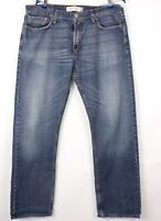 Levi's Strauss & Co Hommes 514 Slim Jeans Jambe Droite Taille W38 L32 BCZ962