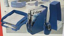 Intego Starter Kit Schreibtischset von Esselte, Blau