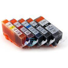 10x Ink Cartridge PGI 520 CLI521 for Canon MP640 MP560 MP550 MX870 MP620 Printer