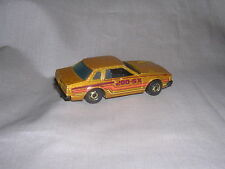 Hot Wheels Datsun 200 SX Bronze Made in Malaysia 1981