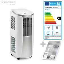 TROTEC PAC 2610 E Lokales Klimagerät Mobile Klimaanlage 2,6 kW / 9.000 Btu EEK A