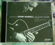 "KENNY BURRELL ""Tenderly"" CD HIGHNOTE RECORDS Rare Promo EX"