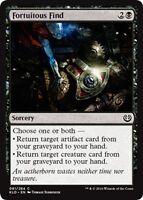 MTG Magic - (C) Kaladesh - 4x Fortuitous Find x4 - NM/M