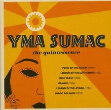 Yma Sumac - The Quintessence (3-CD) - Pop Vocal