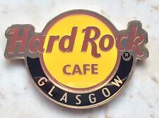 Hard Rock Café Logo Magnet Glasgow Scotland Classic Logo Magnet