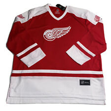 Men's NHL Detroit Red Wing Hockey Jerseys Size XL - NEW WITH TAG