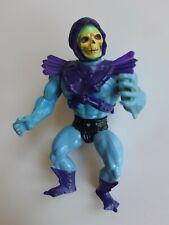 Masters of the Universe vintage Skeletor action figure MotU Mattel