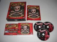 REDJACK Revenge Of The Brethren Pc Cd Rom Original Red Jack BIG BOX - Fast Post