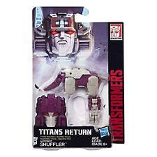 Transformers Generations Titans Return Titan Master Autobot SHUFFLER (C1101)