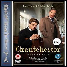 Grantchester - Series 2 DVD 2015