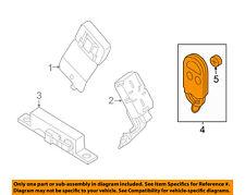 NISSAN OEM 13-15 Sentra Keyless Entry-Key Fob Remote Transmitter 285E33SG0D