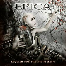 Epica - Requiem For The Indifferent (NEW CD)