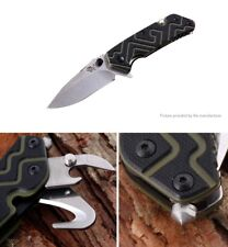 HQ Sanrenmu 7056 Multitools can opener belt cutter Folding Knife w/ Lock- 6.7''