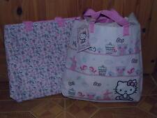 Hello Kitty Shoppingbag ~~ Woodland ~ Nouveau neuf dans sa boîte Shopping Sac Sac à provisions Mignon