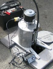 Groundwater monitoring pump