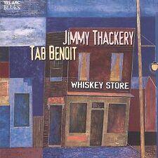JIMMY THACKERY/ TAB BENDIT {Whiskey Store} , New Music