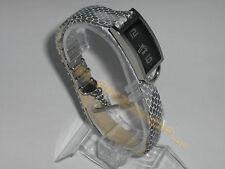 ESPRIT Damenuhr trend Design Krokooptik grau lang tragbar Uhr edel exotisch NEU