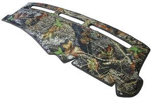 NEW Mossy Oak Camouflage Dash Mat Cover / Fits: 99-06 SILVERADO SIERRA TAHOE ETC