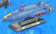 1/700 TAKARA SHIPS OF THE WORLD Series 05 NO.12 submarine MUSUCA-1