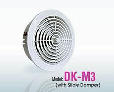 """New! Seiho Adjustable Plastic Grille with Slide Damper 6"""" - Dk6M3"""