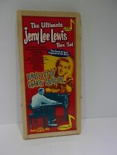 The Ultimate Jerry Lee Lewis Box Set - 2 Disc Set Audio CD