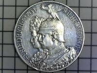 2 Mark 1901 Royaume de Prusse - RoiGuillaume II - SUP+