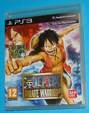 One Piece Pirate Warriors - Sony Playstation 3 PS3 - PAL